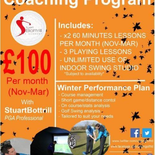 Winter Coaching Program